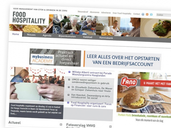 Nieuw artikel Waste Food Hospitality editie september
